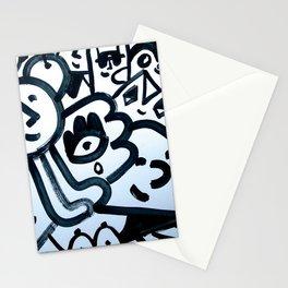 Black 2 Stationery Cards