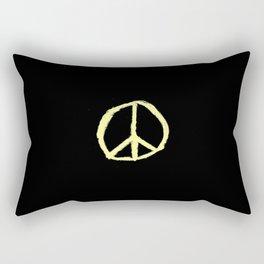 Symbol of peace 1 Rectangular Pillow