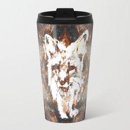 Space Fox no4 Travel Mug