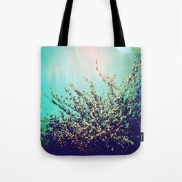 Holga Flowers I  Tote Bag