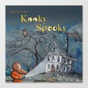 Marvin in the Kooky Spooky House by starfieldstories