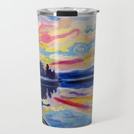 The Denman Sunrise Travel Mug