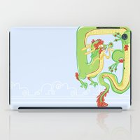 butt iPad Cases featuring Goofy Butt by hollypop