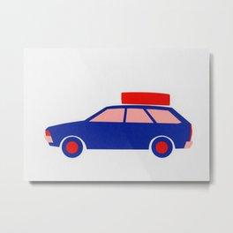 B1 Sation Wagon Metal Print