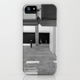 Architecture Lisbonne Coches iPhone Case