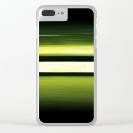 Subway Underpass Clear iPhone Case