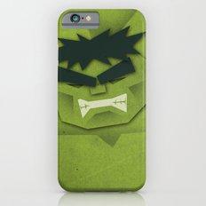 Paper Heroes - Hulk iPhone 6 Slim Case