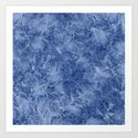 Frozen Leaves 14 by klaraacel