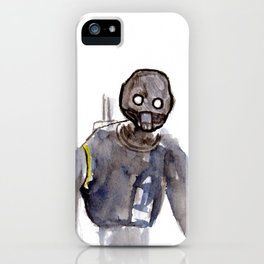 K2SO Watercolor Painting iPhone Case