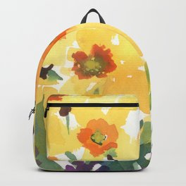 Spring Daffodil Patch Backpack