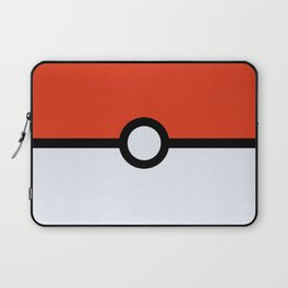 Pokeball Laptop Sleeve