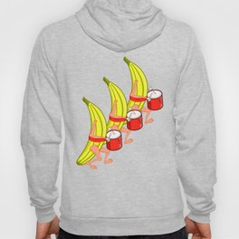 Banana Marching Band Hoody