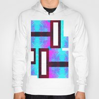 discount Hoodies featuring Sybaritic II by Aaron Carberry