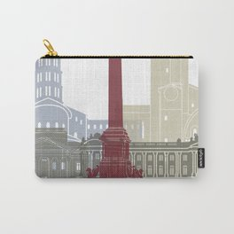 Toulouse skyline poster Carry-All Pouch
