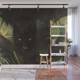 Hello Panther! Wall Mural