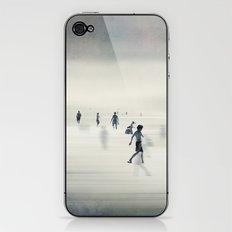 floating on light iPhone & iPod Skin