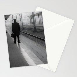Mannheim Train Station Stationery Cards