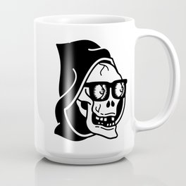 Death or Die Grim Titty-Eyes Coffee Mug
