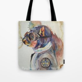 Ace Flying Squirrel Tote Bag
