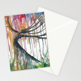 Raining Rainbows Stationery Cards