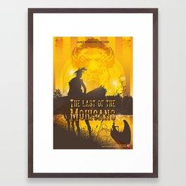 Mohicans Framed Art Print