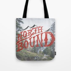 North Bound  Tote Bag