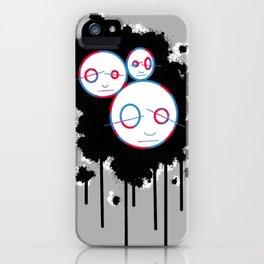 Triplets iPhone Case