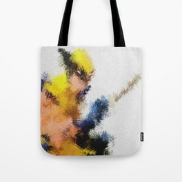 Wild Boy of Weapon X Tote Bag