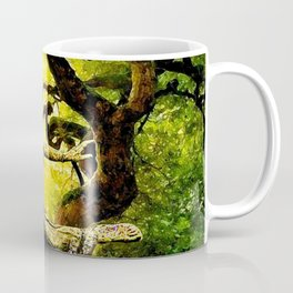 Beneath the Bodhi Tree Coffee Mug