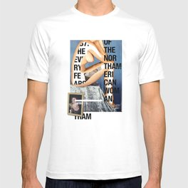The North American Woman T-shirt