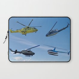Four Choppers Laptop Sleeve