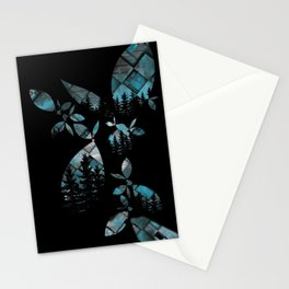 After What Remix Stationery Cards