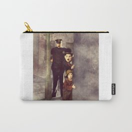 Charlie Chaplin, The Kid Carry-All Pouch
