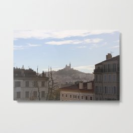 Marseille Dreams Metal Print