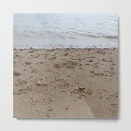 Beach Vibes - Argyll - Scotland - West Coast Metal Print