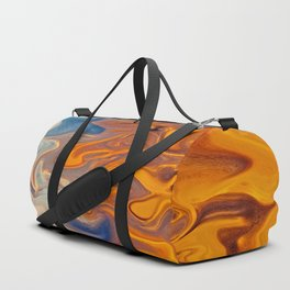 SKY ON FIRE Duffle Bag