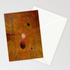 Space Map…and then you turn left 031 Stationery Cards