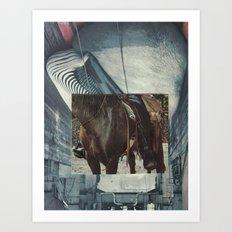 Harrow Art Print