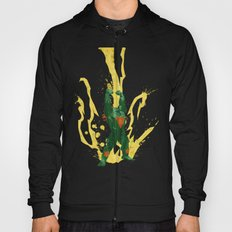 Call Me, Jimmy (Homage to Blanka from Street Fighter) Hoody