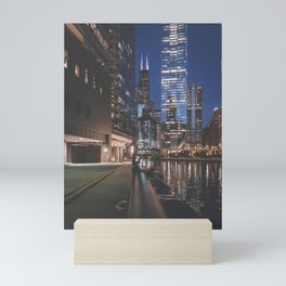 The Undisputed Champ, Chicago's Sears Tower - Art Print Mini Art Print