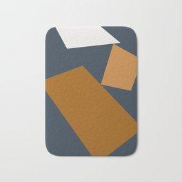 Abstract Geometric 25 Bath Mat