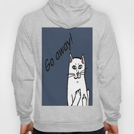 Naughty Cat Hoody