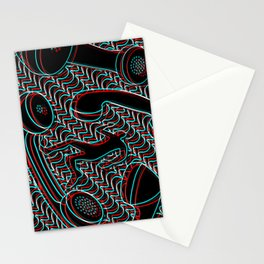Telefonophobia Stationery Cards