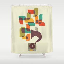 Symphony Shower Curtain