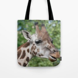 Lovely Giraffe Tote Bag