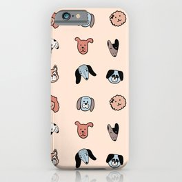 Doggies iPhone Case
