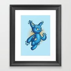 toyrabbit Framed Art Print