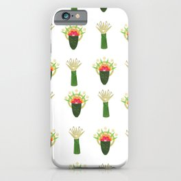Palm Leaf Offerings iPhone Case