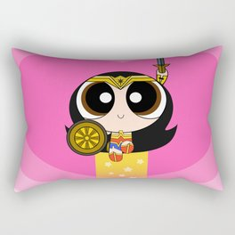 Wonder girl Rectangular Pillow