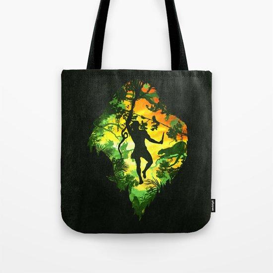 Ape Man Tote Bag